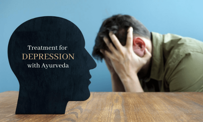 treatment for depression with ayurveda